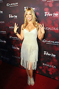 NEW YORK, NY-OCTOBER 21: Media Personality Pili Montilla attends VidaLexus Presents: Te Para Tres Live Concert Series held at the Classic Car Club held on October 21, 2015 in New York City.  (Photo by Terrence Jennings/terrencejennings.com)