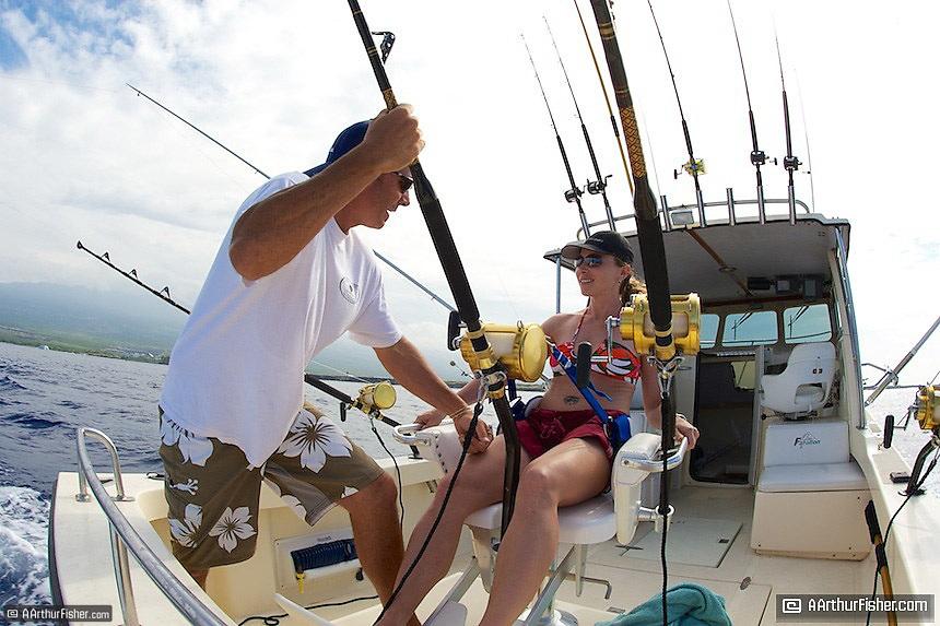 Kona Fishing 071224