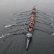NZ Womens eight<br /> <br /> Training on Thursday 11 July 2019 at the Willem Alexander Baan,  Zevenhuizen, Rotterdam, Netherlands. Thursday 11 July 2019. © Copyright photo Steve McArthur / www.photosport.nz