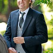 NLD/Ermelo/20070709 - Huwelijk Winston Gerstanowitz en Renate Verbaan, John Ewbank