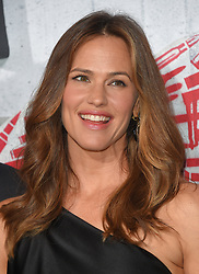 August 28, 2018 - Hollywood, California, U.S. - Jennifer Garner arrives for the premiere of the film 'Peppermint' at the Regal Cinemas LA Live theater. (Credit Image: © Lisa O'Connor/ZUMA Wire)