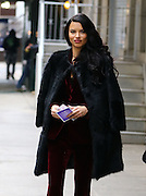 New York, New York, United States - <br /> Victoria's Secret model Adriana Lima made an appearance at The Wendy Williams Show<br /> ©Exclusivepix Media