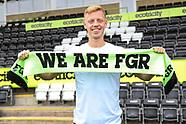Forest Green Rovers 29-08-2018. Transfer News 290818