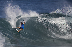 December 11, 2017 - Banzai Pipeline, HI, USA - BANZAI PIPELINE, HI - DECEMBER 11, 2017 - Conner Coffin of the United States completes in the first round of the Billabong Pipe Masters. (Credit Image: © Erich Schlegel via ZUMA Wire)