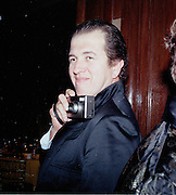 Mario Testino. Royal Academy. 1997. © Copyright Photograph by Dafydd Jones 66 Stockwell Park Rd. London SW9 0DA Tel 020 7733 0108 www.dafjones.com