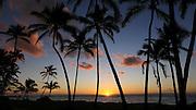 Sunrise, Kapaa Beach, Kapaa, Kauai, Hawaii