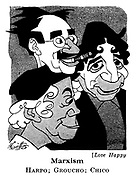 Love Happy : Harpo , Groucho and Chico