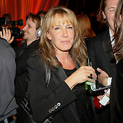 NLD/Amsterdam/20091023 - Uitreiking Televizierring 2009, manager Xenia Kasper