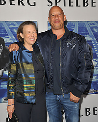 """Premiere of HBO's """"Spielberg"""". Paramount Studios, Hollywood, California. . EVENT September 26, 2017. 26 Sep 2017 Pictured: Vin Diesel. Photo credit: AXELLE/BAUER-GRIFFIN / MEGA TheMegaAgency.com +1 888 505 6342"""