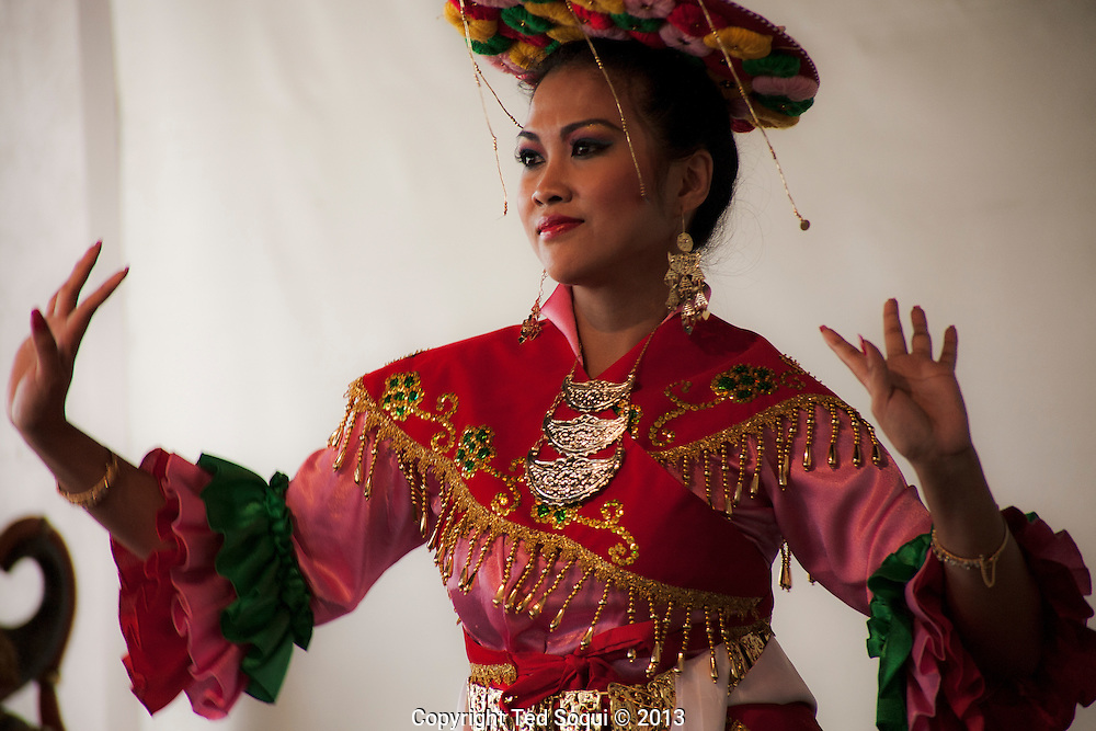 Transitions: Ceremonial art and dance from Indonesia at the Pacific Asian Museum in Pasadena.