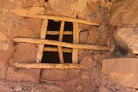 Jail House Ruins, Bullet Canyon, Grand Gulch Primitive Area, Cedar Mesa Utah Bears Ears National Monument