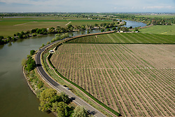 The Delta water tunnels would begin in the Courtland, Calif., at the nort end of the Sacramento-San Joaquin Dela, here in an April 2013 image. A federal audit released on Friday, Sept. 8, 2017, says $50 million in federal taxpayer dollars were improperly spent on planning for the tunnel project, threatening its future. (Photo by Randall Benton/Sacramento Bee/TNS/Sipa USA)