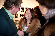 CHRISTOPHER SIMON-SYKES; DOMITILLA GETTY<br /> The Way We Wore.- Photographs of parties in the 70's by Nick Ashley. Sladmore Contemporary. Bruton Place. London. 13 January 2010. *** Local Caption *** -DO NOT ARCHIVE-© Copyright Photograph by Dafydd Jones. 248 Clapham Rd. London SW9 0PZ. Tel 0207 820 0771. www.dafjones.com.<br /> CHRISTOPHER SIMON-SYKES; DOMITILLA GETTY<br /> The Way We Wore.- Photographs of parties in the 70's by Nick Ashley. Sladmore Contemporary. Bruton Place. London. 13 January 2010.
