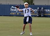NFL-Los Angeles Chargers Practice-Nov 29, 2019