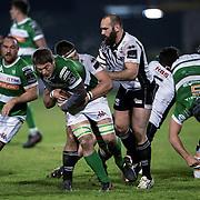 20161223 Rugby, Guinness PRO12 : Benetton Treviso vs Zebre