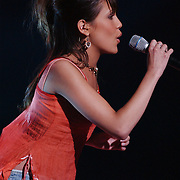 Finale Nationaal Songfestival 2005, Tiffany Maes
