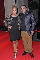 Emeli Sandé & Naughty Boy, Asian Achievers Awards 2014, Grosvenor House Hotel, London UK, 19 September 2014; Photo By Brett D. Cove