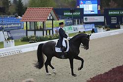 Nilshagen, Therese (SWE)  Dante Weltino OLD<br /> Hagen - Horses and Dreams 2016<br /> © Stefan Lafrentz