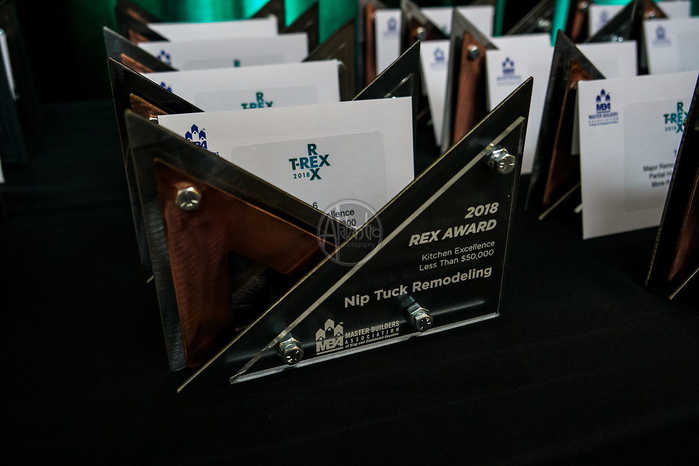 MBAKS REX/T-REX Awards Banquet 2018. Photo by Alabastro Photography.