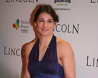 Katie Taylor at the Lincoln film premiere Savoy Cinema in Dublin, Ireland. Sunday 20th January 2013.