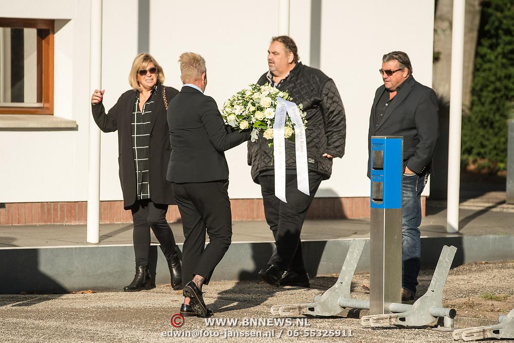 NLD/Leusden/20181005 - Bn-ers nemen afscheid van Koos Alberts, Peter Beense