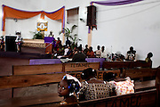 Devotees of the CPWI, Lutheran church. Christian women for peace, 29 July, 2010.