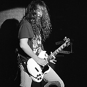 Soundgarden plays the Paramount Theater, Seattle, WA on 3-5-1992.