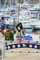 Whitaker William, (GBR), Arielle<br /> Global Champions Tour Monte Carlo 2007<br /> Photo © Hippo Foto