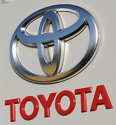 © under license to London News Pictures. .2011.02.03.The US government has cleared Toyota Motor Corp. in its investigation of electronic problems in the Japanese automaker's vehicles. Picture credit should read Grant Falvey/London News Pictures.