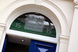 UK ENGLAND LONDON 16FEB07 - Exterior of the building of the London School of English, Holland Park, West London. Established in 1912, the LSE is the oldest language school in the world.. . jre/Photo by Jiri Rezac. . © Jiri Rezac 2007. . Contact: +44 (0) 7050 110 417. Mobile:  +44 (0) 7801 337 683. Office:  +44 (0) 20 8968 9635. . Email:   jiri@jirirezac.com. Web:    www.jirirezac.com. . © All images Jiri Rezac 2007 - All rights reserved.