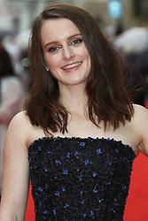 Sophie McShera, BAFTA Celebrates Downton Abbey, Richmond Theatre, London UK, 11 August 2015, Photo by Richard Goldschmidt /LNP © London News Pictures.