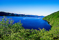 Loch Ness,near Drumnadrochit, Scottish Highlands, Scotland