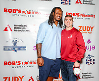 New England Patriots linebacker Dont'a Hightower teamed up with American Diabetes Association for a benefit event which was held at Bar Louie at Patriot Place in Foxboro MA. Fans, friends, family and teammates came out to support this great cause.