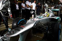 Motorsports: FIA Formula One World Championship 2012, Grand Prix of Great Britain, .#8 Nico Rosberg (GER, Mercedes AMG Petronas F1 Team),