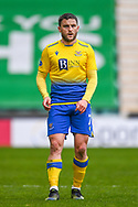Craig Conway (#7) of St Johnstone FC during the SPFL Premiership match between Hibernian and St Johnstone at Easter Road Stadium, Edinburgh, Scotland on 1 May 2021.