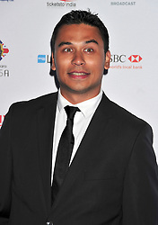 © under license to London News Pictures. 04/03/11. Ricky Norwood  Lebara British Asian Sports Awards , Saturday 5th March 2011 at the Grosvenor House Hotel, Park Lane, London. Photo credit should read alan roxborough /LNP