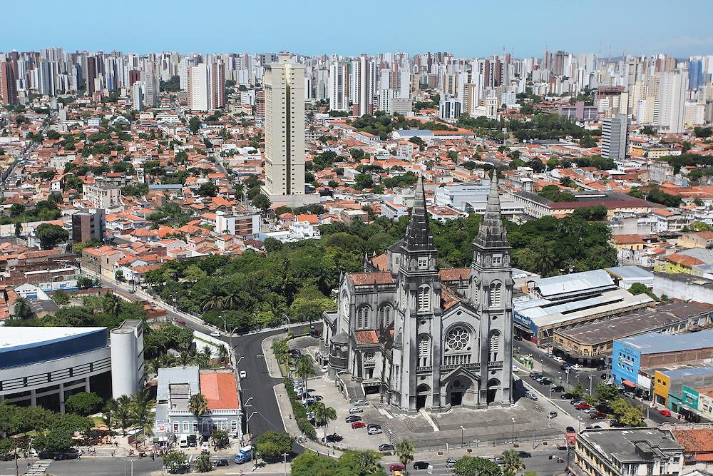 Fortaleza_CE, Brasil.<br /> <br /> Catedral Metropolitana de Fortaleza, Ceara.<br /> <br /> The Metropolitan Cathedral of Fortaleza, Ceara.<br /> <br /> Foto: JOAO MARCOS ROSA / NITRO