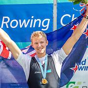 NZ MLW1X @ World Champs 2015