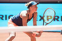 Czech Andrea Hlavackova during Mutua Madrid Open Sub16 Tennis 2017 at Caja Magica in Madrid, May 13, 2017. Spain.<br /> (ALTERPHOTOS/BorjaB.Hojas)