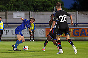 AFC Wimbledon Jack Rudoni (12)d\ during the Pre-Season Friendly match between AFC Wimbledon and Crystal Palace at the Cherry Red Records Stadium, Kingston, England on 30 July 2019.