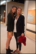 MILANA ABENSPERG UND TRAUN; COUNTESS NATASCHA ABENSPERG UND TRAUN, Masterpiece London 2014 Preview. The Royal Hospital, Chelsea. London. 25 June 2014.