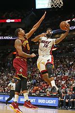 Cleveland Cavaliers vs. Miami Heat 10 April 2017