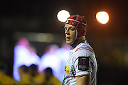Sam Twomey of Harlequins looks on.European Rugby challenge cup match, Cardiff Blues v Harlequins at the BT Sport Cardiff Arms Park in Cardiff, South Wales onThursday 19th November 2015. pic by Andrew Orchard, Andrew Orchard sports photography.