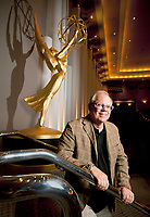 John Shaffner, Chairman and CEO of the Academy of Television Arts & Sciences.  Photo by David Sprague