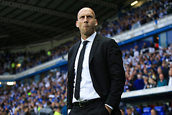 16 May 2017 - Sky Bet Championship - Play-off 2nd Leg - Reading v Fulham - Jaap Stam manager of Reading - Photo: Marc Atkins / Offside.