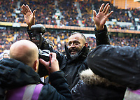 Football - 2017 / 2018 Sky Bet Championship - Wolverhampton Wanderers vs. Sheffield Wednesday<br /> <br /> Wolverhampton Wanderer's manager Nuno Espírito Santo at Molineux.<br /> <br /> COLORSPORT