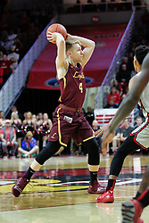 NORMAL, IL - February 02: Bruno Skokna during a college basketball game between the ISU Redbirds and the University of Loyola Chicago Ramblers on February 02 2019 at Redbird Arena in Normal, IL. (Photo by Alan Look)