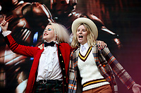 DOCTOR WHO: TIME FRACTURE <br />  performing at westend live trafalgar square london photo by Roger Alacron