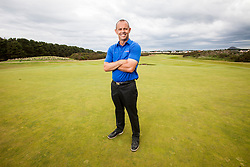 Andrew Coltart at Archerfield this afternoon.