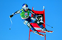 Alpint<br /> FIS World Cup - Verdenscup<br /> St Anton - Østerrike<br /> 14.02.2004<br /> Foto: Digitalsport<br /> Norway Only<br /> <br /> Daron Rahlves (USA)